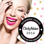 BREAKING NEWS: ChickAdvisor Reviewers' Choice Awards 2016 Announced!