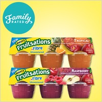 FamilyRated Club / Offre du Club Family Rated: Mott's Fruitsations* +Fibre