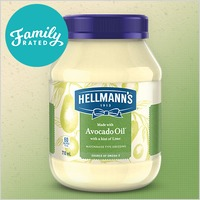 New Offer on FamilyRated / Nouvelle Offre sur FamilyRated: Hellmann's® with Avocado and a hint of Lime