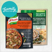 New Offer on FamilyRated.com / Nouvelle Offre sur FamilyRated.com: Knorr