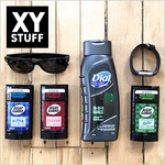 New XY Stuff Club Offer / Nouvelle offre : Dial & Right Guard