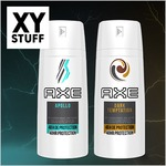 New XY Stuff Club Offer / Nouvelle offre : AXE Antiperspirant Dry Spray
