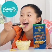 NEW Offer on FamilyRated.com / NOUVELLE Offre sur FamilyRated.com: Annie's Mac & Cheese