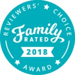 FamilyRated Reviewers' Choice Award Winners for 2018!