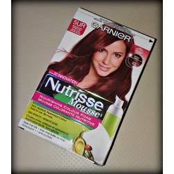 Garnier - Nutrisse Mousse - Nourishing Colour Foam