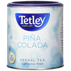 Tetley Pina Colada Herbal Tea