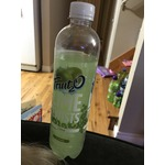 Fruit 2O sparkling water lime