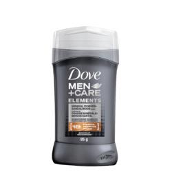Dove Men+Care Elements Mineral Powder+Sandalwood Deodorant Stick