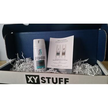 AXE Apollo Antiperspirant Dry Spray
