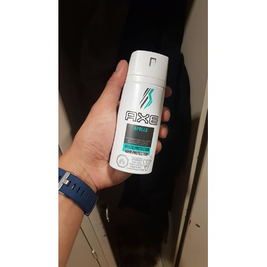AXE Apollo Antiperspirant Dry Spray