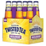 twisted tea -huckleberry