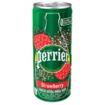 Perrier Strawberry Carbonated Water