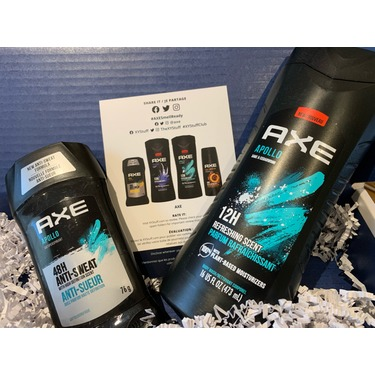 AXE Apollo Antiperspirant Stick