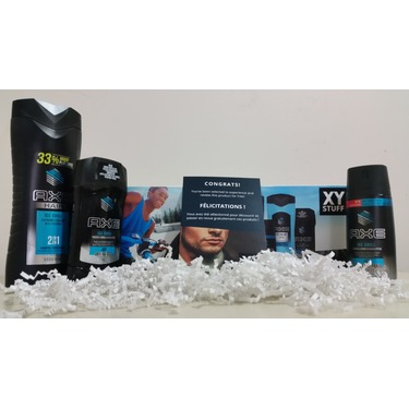 AXE® Ice Chill™ Deodorant Body Spray