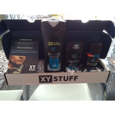 AXE® Ice Chill™ Deodorant Body Spray