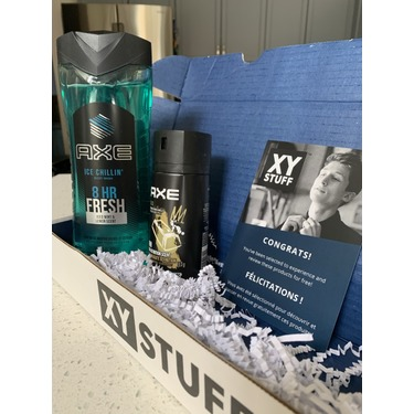 AXE® Ice Chill Body Wash