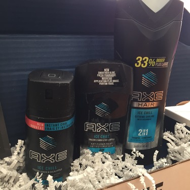 AXE® Ice Chill™ 2-in-1 Shampoo + Conditioner
