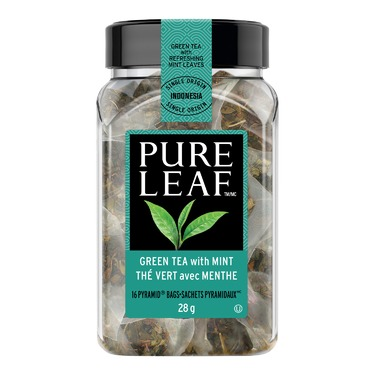 Pure Leaf Green Tea with Mint