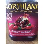 NorthLand cranberry pomegranate 100% juice