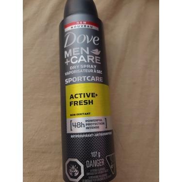 Dove Men+Care SPORTCARE Active+Fresh Dry Spray Antiperspirant