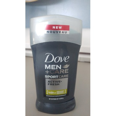 Dove Men+Care SPORTCARE Active+Fresh Dry Spray Antiperspirant