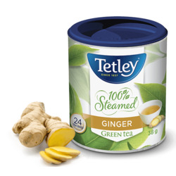 Tetley Ginger Green Tea