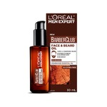 L'Oreal Men Expert BarberClub Face and Beard Oil