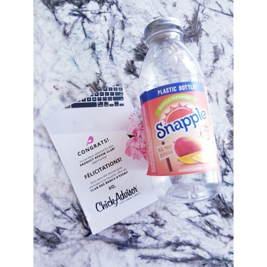 Snapple Mango Madness Juice Drink