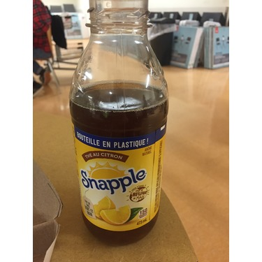 Snapple Lemonade Juice Drink
