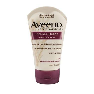 Aveeno Active Naturals Intense Relief Hand Cream