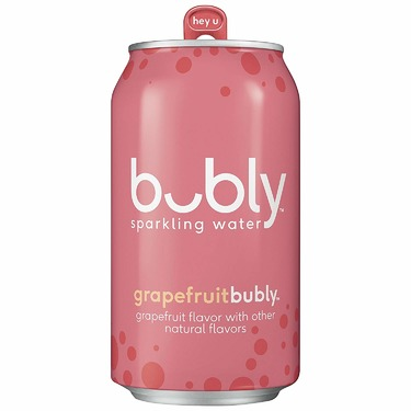 bubly Sparkling Water Grapefruit