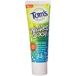 Tom's of Maine Wicked Cool! Fluoride Toothpaste Mild Mint