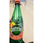 Perrier Sparkling Water - Peach