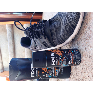AXE Sneakers and Cookies Body Spray