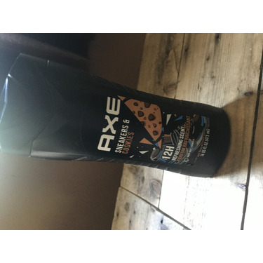 AXE Sneakers and Cookies Body Wash