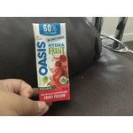 Oasis Hydrafruit, Organic Fruit Fusion
