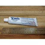 Tom's of Maine Luminous White Clean Mint Toothpaste