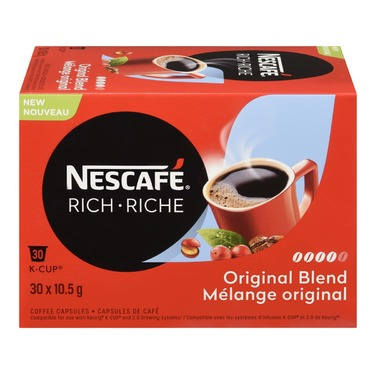 Nescafe K-Cups