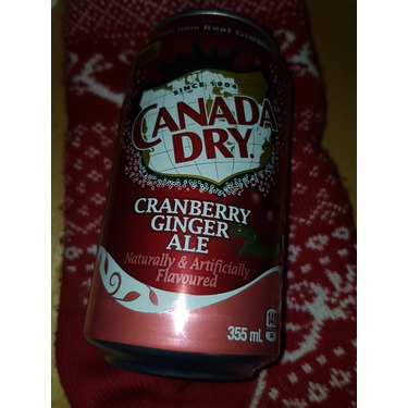 Canada Dry Diet Cranberry Ginger Ale