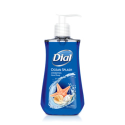 Dial Ocean Splash Hydrating Hand Soap