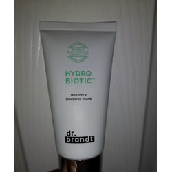 Dr Brandt hydro biotic sleeping recovery mask