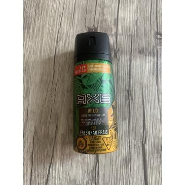 AXE Wild Body Spray