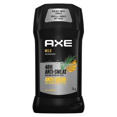 AXE Wild Antiperspirant Stick