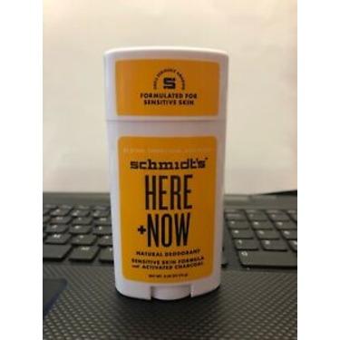 Schmidt's Here + Now Natural Deodorant