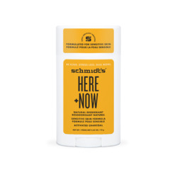 Schmidt's Here + Now Natural Deodorant