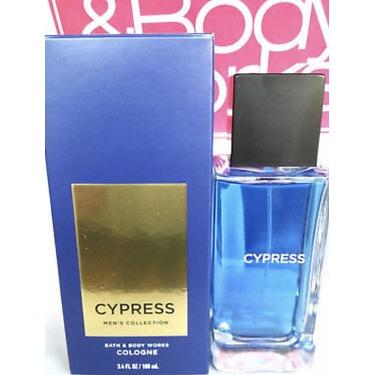 Bath and body works cypress fragrance