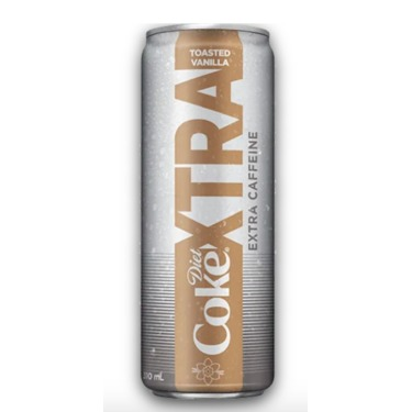 Diet Coke XTRA Toasted Vanilla