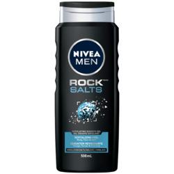 Nivea ROCK SALTS EXFOLIATING SHOWER GEL