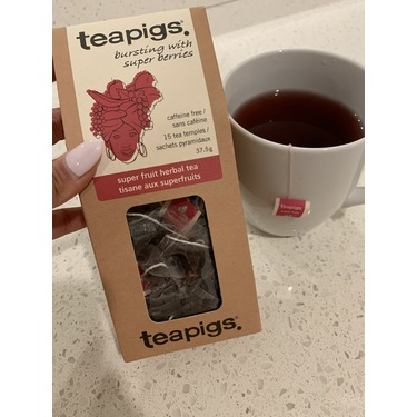 teapigs Super Fruit Herbal Tea