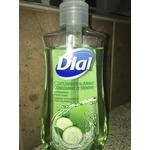 Dial Cucumber Mint hand soap